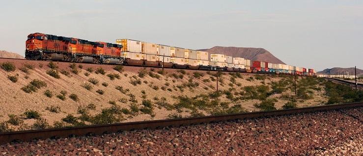 Особенности скоростной контейнерной перевозки поездом из Китая